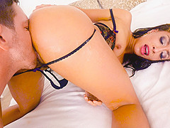 Teanna Trump in Brown Sugar Fuck Dolls, Scene #04 - EvilAngel