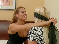 Elexis Monroe & Savannah Steele in Lesbian Sex #02, Scene #02