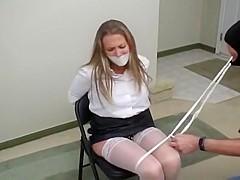 In bondage women Amateur Wife