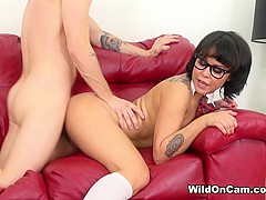 Mia Austin in Fucking School Girl Mia - WildOnCam