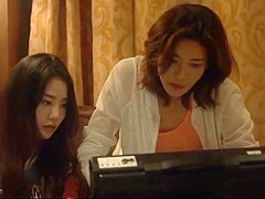 Lee chae-dam  ko won eom ji-hye in summer of director