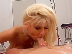 Innocent MILF is Corrupted by Two Studs