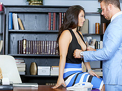 Chad White, Eva Lovia in Breaking The Routine - DigitalPlayground