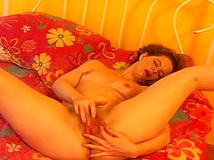 Young Wife Stephanie Frigs Her Snatch