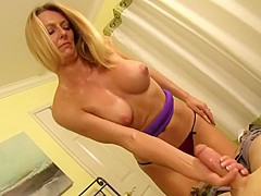 THJ 1 Brenda James - Step mom is a porn actress