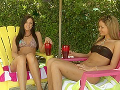 India Summer & Prinzzess in Scene 1369 India Summer Prinzzess