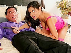 Adriana Kelly, Marco Banderas in It's Okay She's My Step Daughter #05, Scene #03