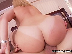Sarah Vandella in Booty and The Beast - Badoink