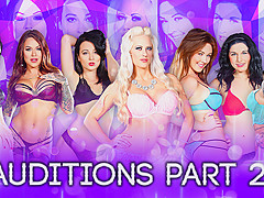 Alice Lighthouse, Aria Alexander, Daisy Monroe, Dallas Blackin Season 2 - Auditions Part 2 - Digital