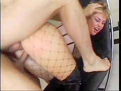 Hot isabel anal and dp threesome