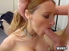 MILF Gets Freaky With The Repairman