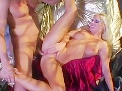 Blonde Whore Barbara Summer Gets Anal