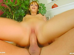 All Internal - Carla Cox enjoys cum inside getting creampie in hardcore gonzo scene