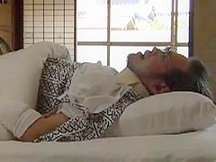 Hairy Frustrated JapaneseWife Wants Sex