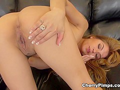 Charmane Star Sybian - CherryPimps