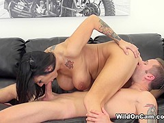 Lylith LaVey in Lylith is Eager to Fuck - WildOnCam