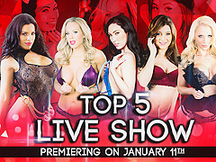 Alix Lynx, Aria Alexander, Eva Lovia, Jojo Kissin DP STAR - Season 2 - Top 5 Live Show - DigitalPlay