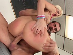 Christine Alexis & Reno in Sexy Little Christine Alexis Wants A Better Grade - SexForGrades