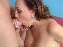 Raquel Sieb & Christian XXX in Raquel Sieb Gets The Pounding Of Her Life By Christian - SexyCougars