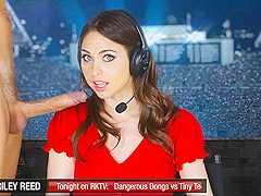 Riley Reid & Mick Blue in Its Showtime - RealityKings