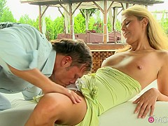 Clark & Claudia J in Hot Mom - MomXXX