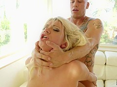 Layla Price & Derrick Pierce in Asstastic Layla Price Get Passionately Pounded - RoundJuicyButts