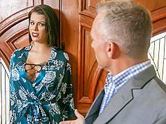 Peta Jensen & Bill Bailey in A Guilty Conscience - Brazzers