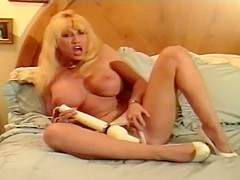 Greta Carlson, Mature Whore with Devastingly Huge Tits