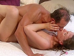 George & Jessica F in Rude Awakening - MomXXX