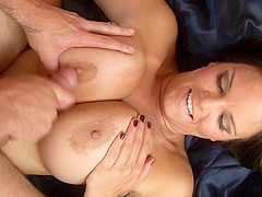 Tim Cannon in Tim Was Driving And Mackenzee Pierce Got Horny - Wankz