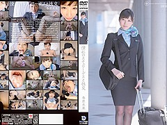 Miki Sunohara in Beautiful Stewardess FUCK part 2.2