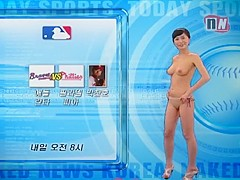 naked news Korea part 16