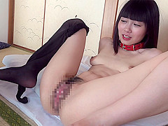 Asuka Asakura in Tiny Goth Gets Creampied - JapansTiniest