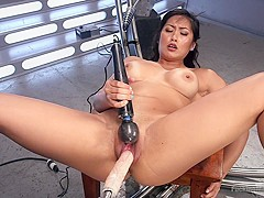 Fast Machine Fucking and Double Penetration Fucking!!