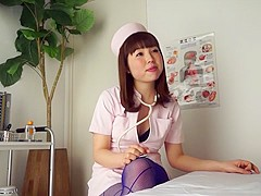 Crazy Japanese whore Miyu Katase in Incredible college, stockings JAV scene