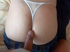 The bis ass of my wife - el gran culo de mi esposa