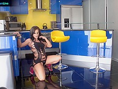 Twerking Jenna Presley deserves a fuck of the lifetime