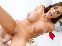 Ariella Ferrera, Jessy Jones in Naked Game Night - DigitalPlayground