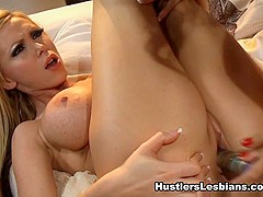 Sunny Leone in Luscious Latinas - HustlersLesbians