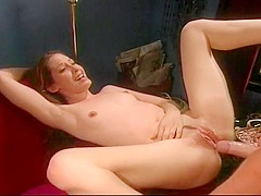 Gwen Summers Does A Number On His Raging Boner
