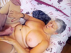 AgedLovE Mature Lady Alisha Hardcore Sex Situation