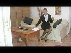 Sex Therapist In Nylons