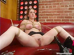 Chloie Madison and Kym Wilde in Whippedass Video