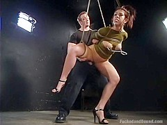 Faultlessly Obedient in Dungeonsex Video