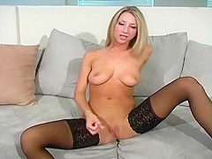 Sammie Rhode Bares It All for Your Cock