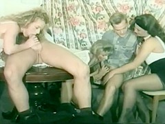 Mature Orgy With Hot Cock Hungry Sluts