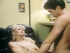 Blond Anal Whore Gets A Butt Fucking