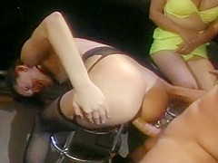 Lola Gets Horny and Nasty at Party