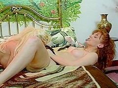 Exotic pornstars Jenny Christopher and Heaven Leigh in amazing big tits, blowjob xxx scene