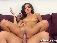 Chloe Amour in Fucking Stunner Chloe Amour - WildOnCam